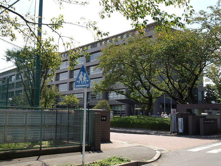 日本大学藤沢高等学校画像