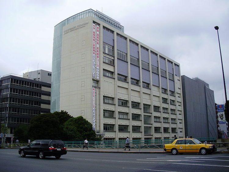 開智日本橋学園高等学校画像