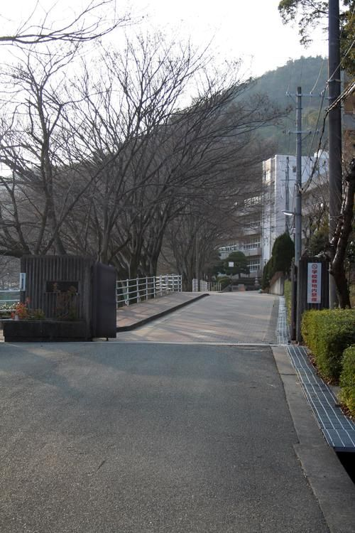 姫路市立琴丘高等学校画像