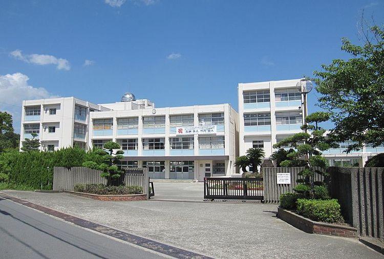明石北高等学校画像