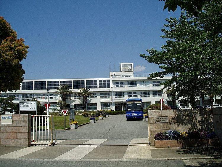 兵庫県立農業高等学校画像