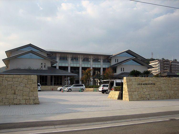 姫路西高等学校画像