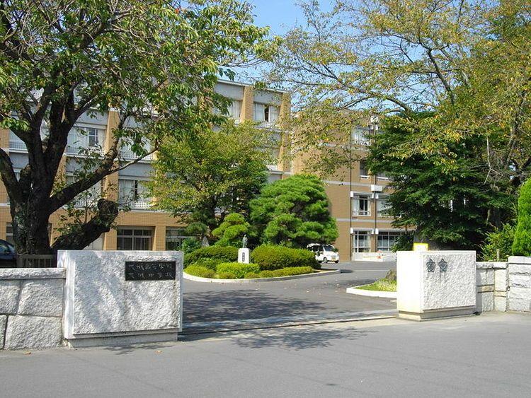茨城高等学校画像