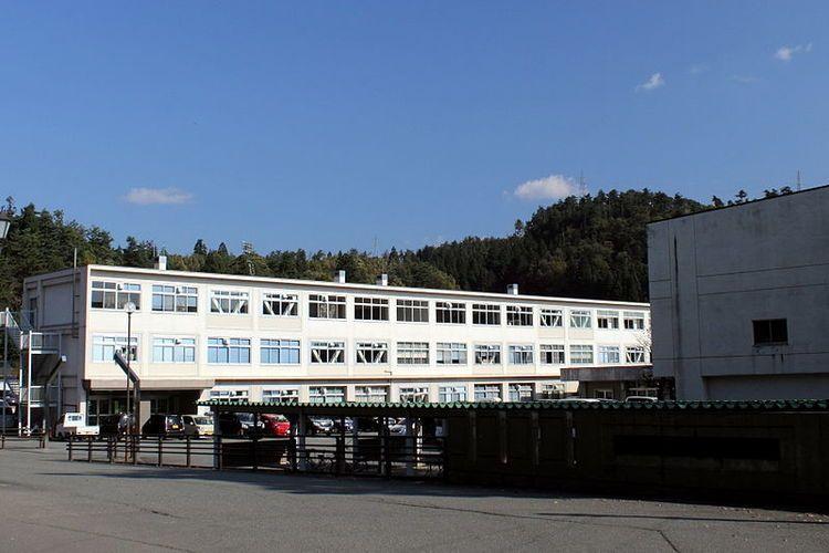 勝山高等学校画像