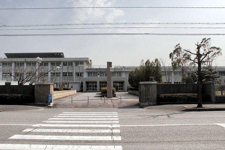 金津高等学校画像