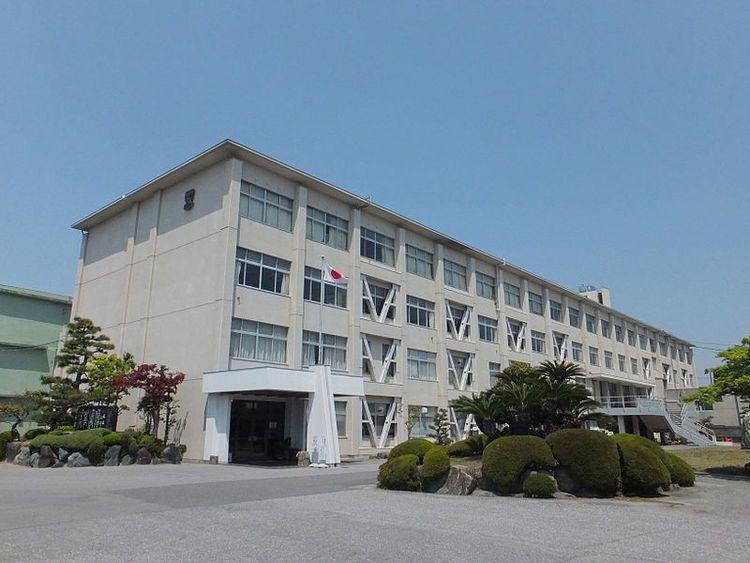 岡崎高等学校画像