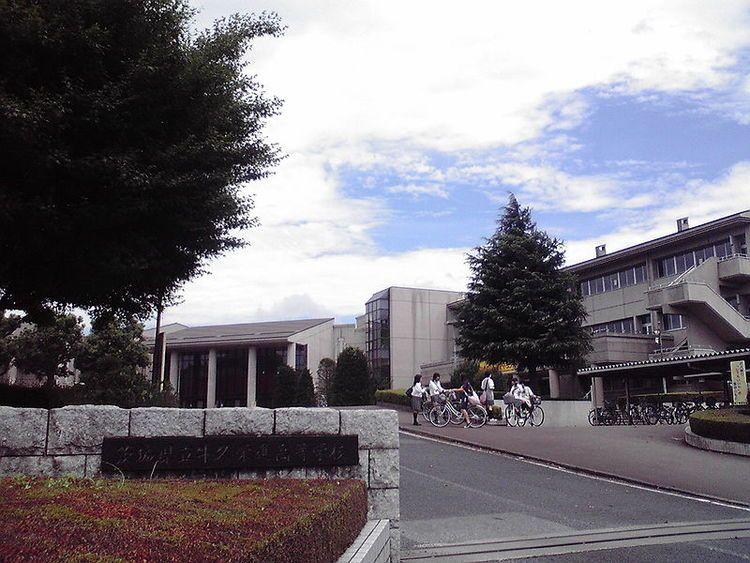 牛久栄進高等学校画像