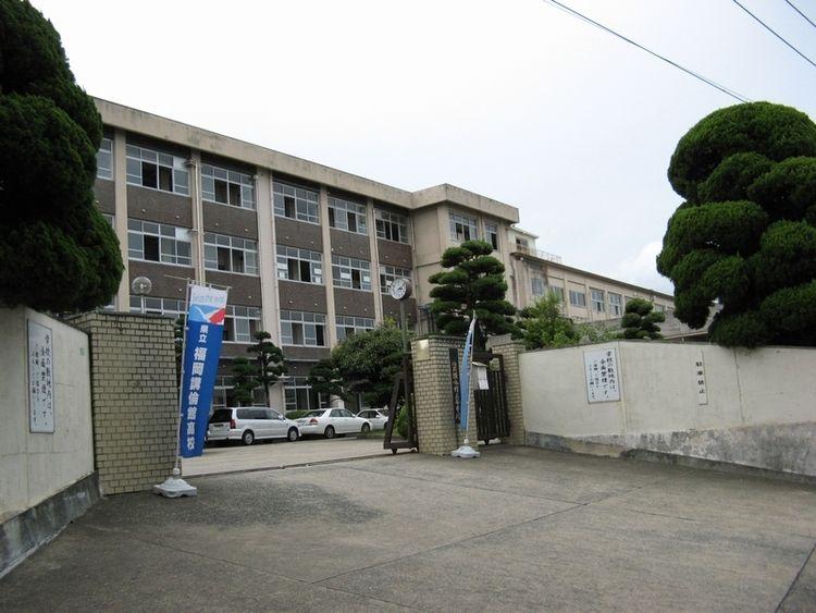 福岡講倫館高等学校画像