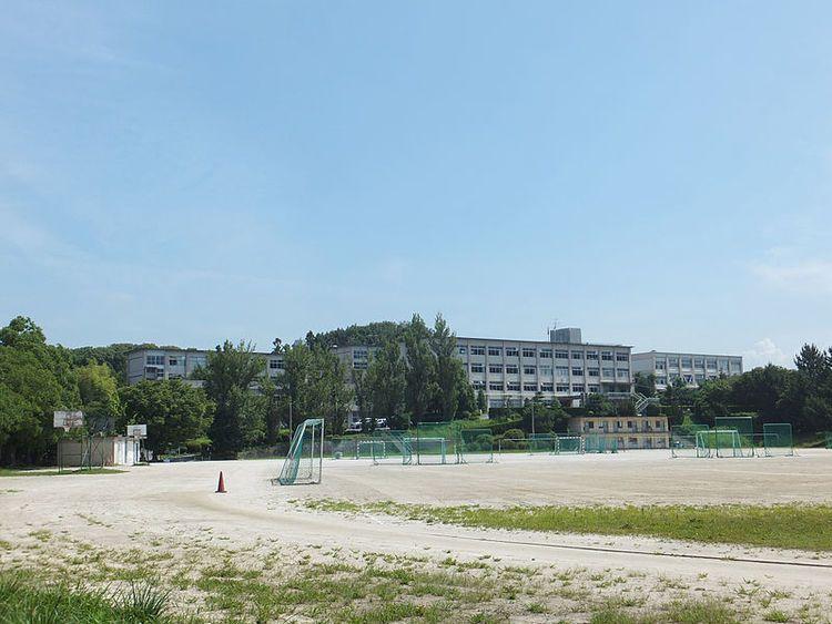 岡崎北高等学校画像