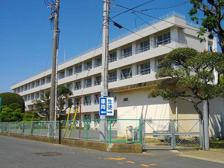 鹿島高等学校画像