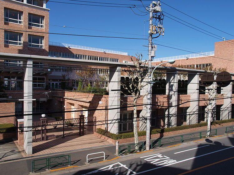 富士見丘高等学校画像
