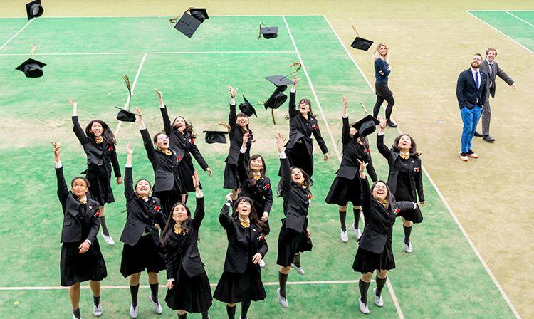 DDコース卒業式