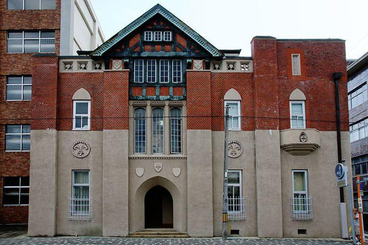 平安女学院高等学校画像