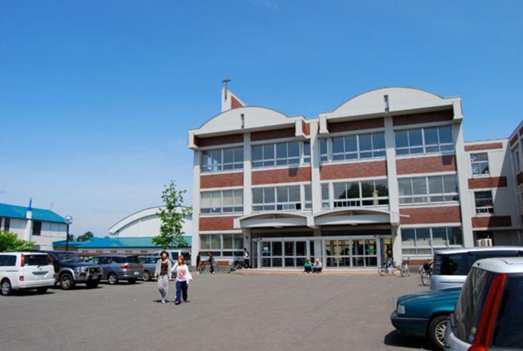 北星学園余市高等学校画像