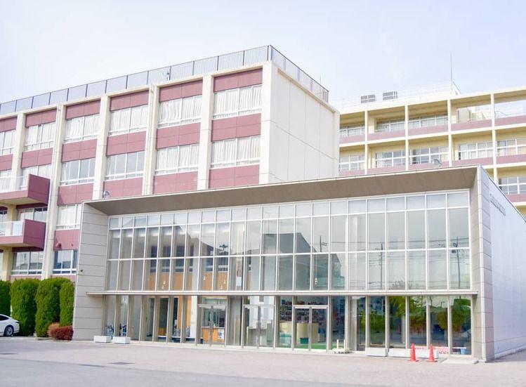 星野高等学校画像