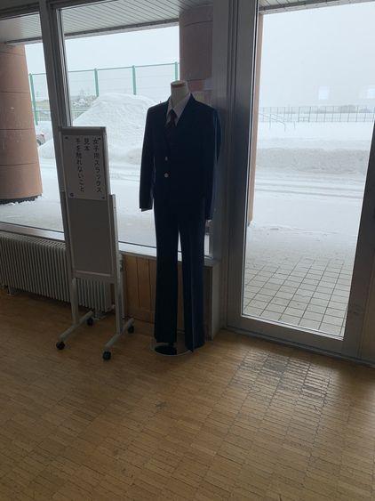 旭川西高等学校画像