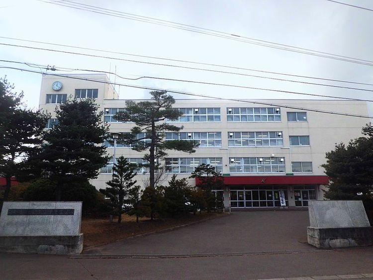 札幌清田高等学校画像