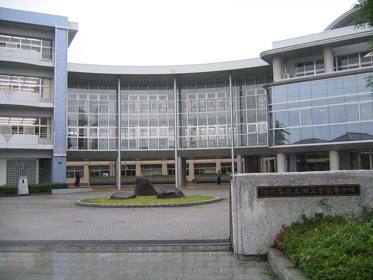 土浦工業高等学校画像