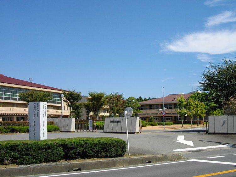 土浦湖北高等学校画像