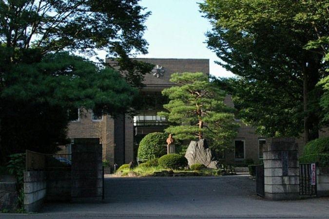 仙台第二高等学校外観画像