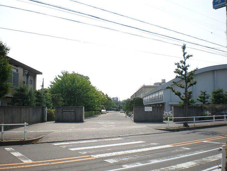 春日井高等学校画像