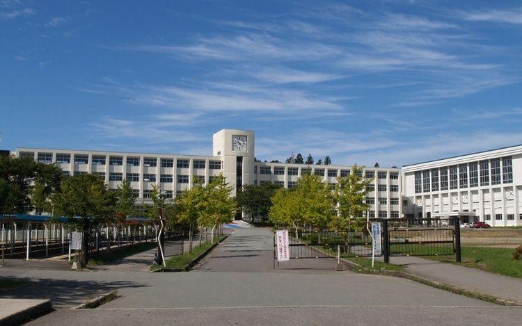 明桜高等学校画像