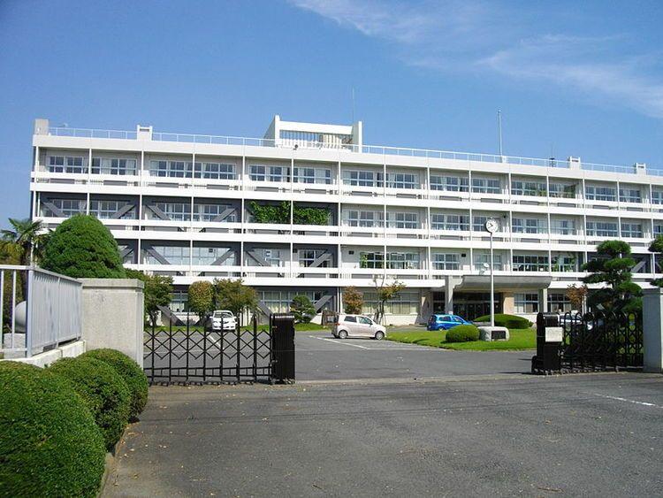 水戸工業高等学校画像