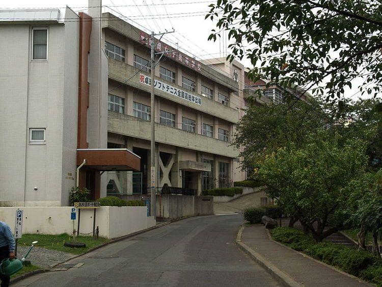 盛岡誠桜高等学校画像