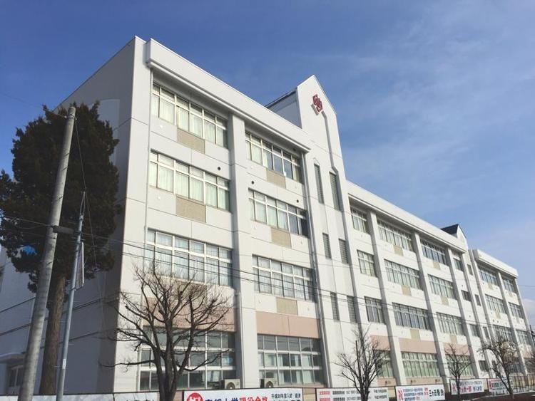 盛岡中央高等学校画像