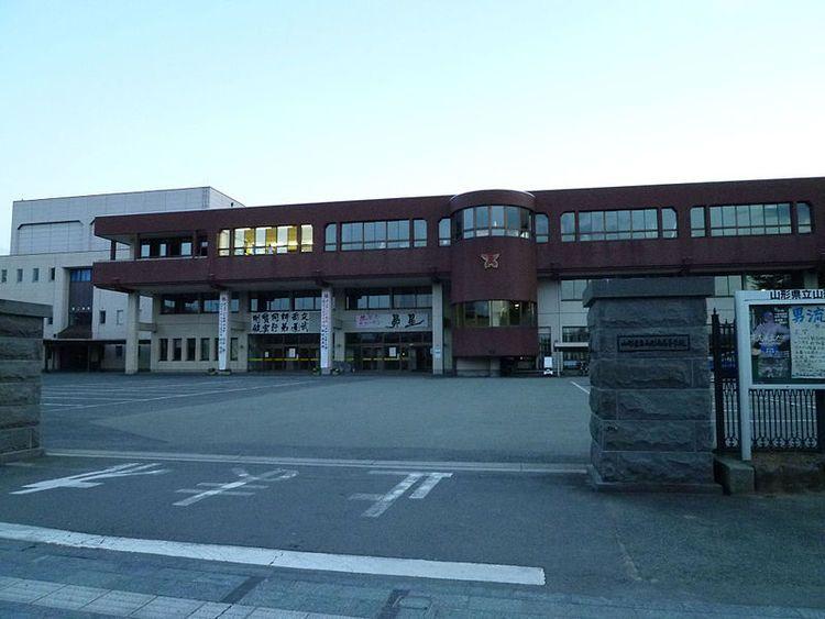 山形南高等学校画像