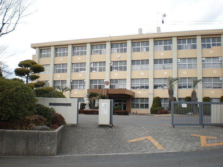 春日井商業高等学校画像