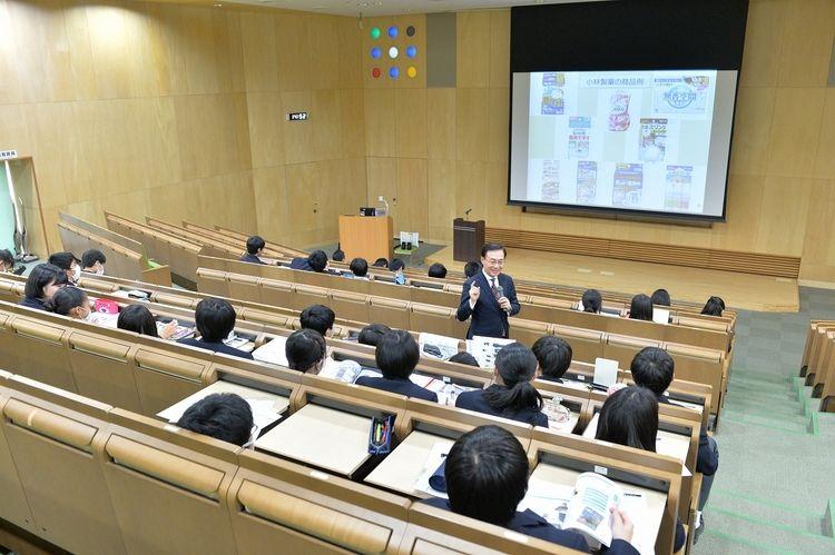 横浜清風高等学校画像