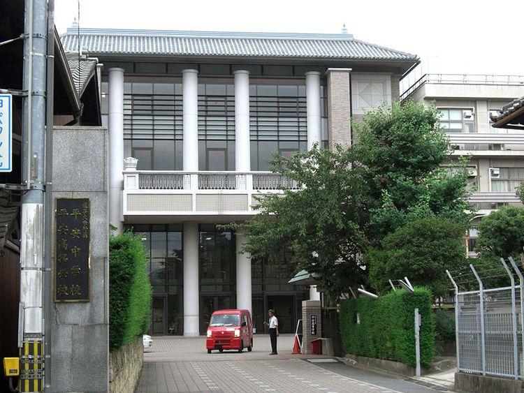 龍谷大学付属平安高等学校画像