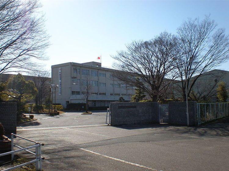 春日井西高等学校画像
