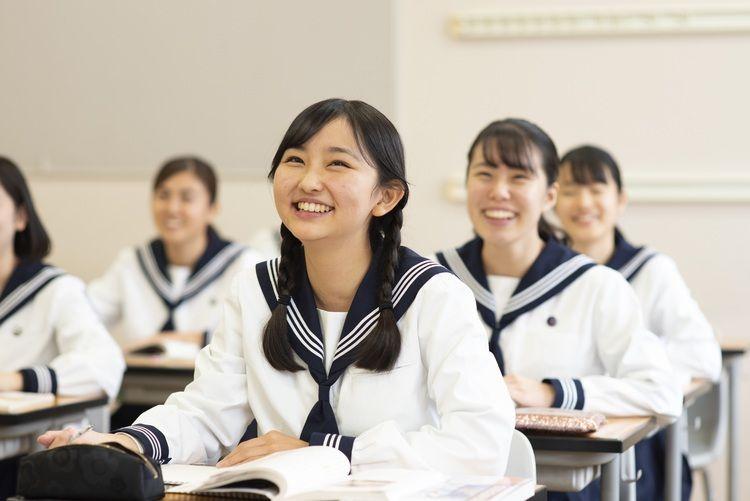和洋国府台女子高等学校画像
