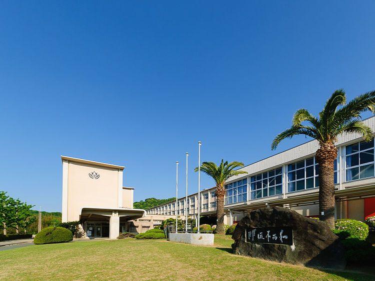 蒲郡東高等学校画像