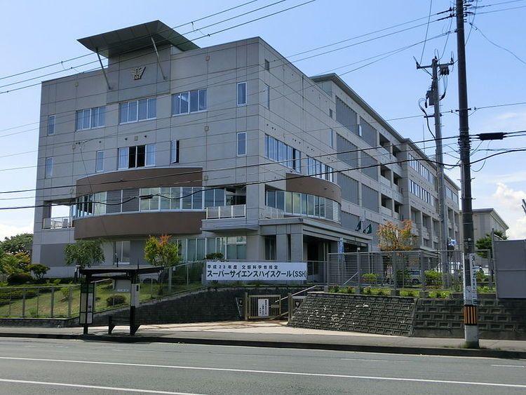 盛岡第三高等学校画像