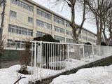 陵陽中学校外観画像
