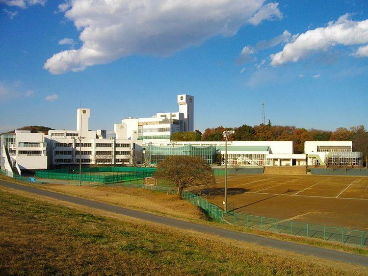 江戸川学園取手高等学校画像