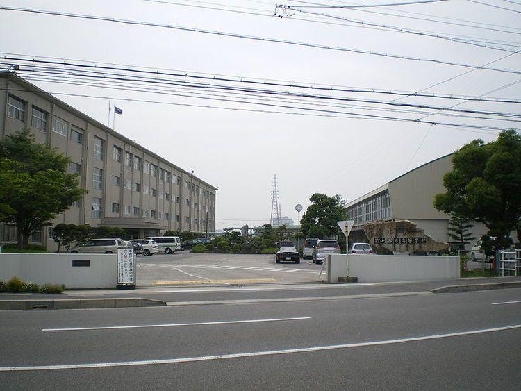 刈谷東高等学校画像