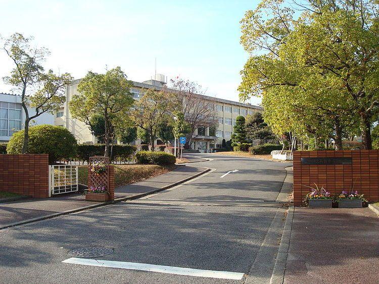 高蔵寺高等学校画像