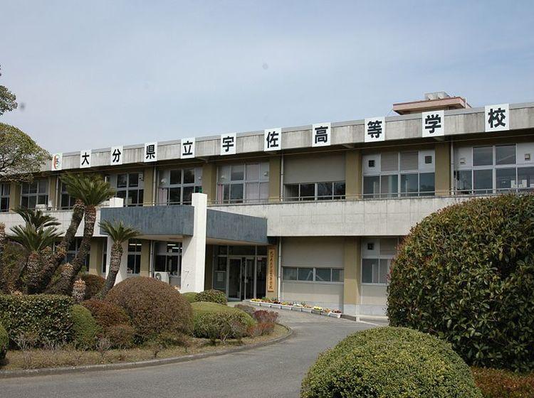 宇佐高等学校画像