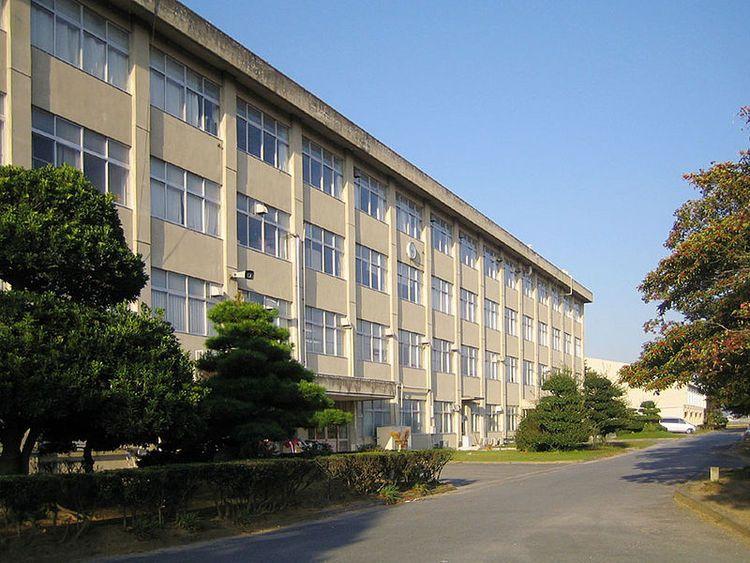 小坂井高等学校画像