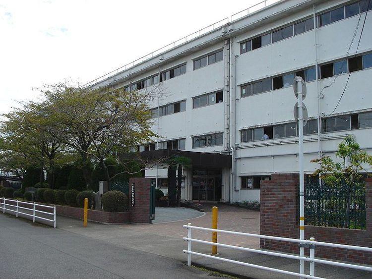 大垣日本大学高等学校画像