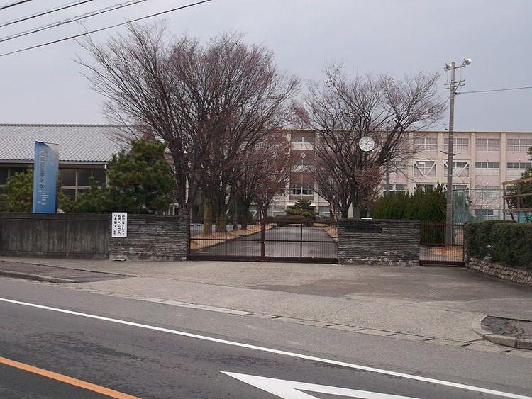 古知野高等学校画像