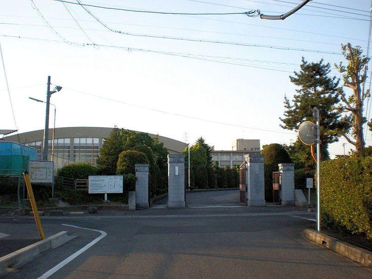 小牧高等学校画像
