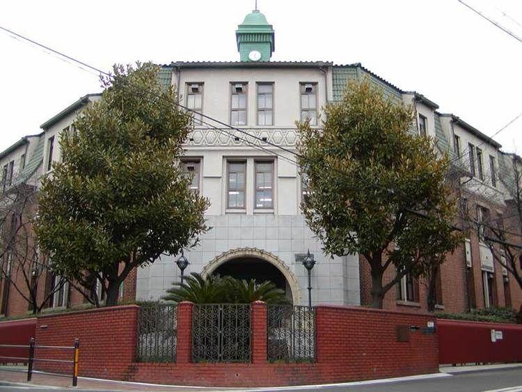 大阪市立工芸高等学校画像
