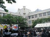 麻布中学校外観画像