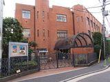 頌栄女子学院中学校外観画像
