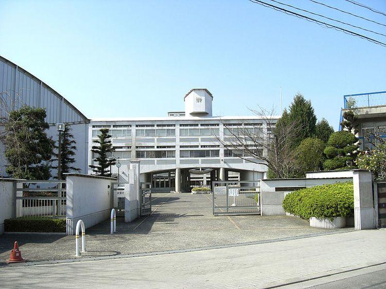 茨木高等学校画像